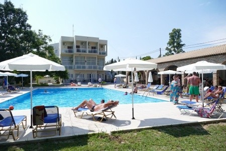 Hotel Amalia, Alexandria Korfu