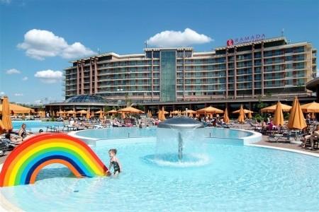 Hotel Aquaworld Resort Budapest, Alexandria Budapešť