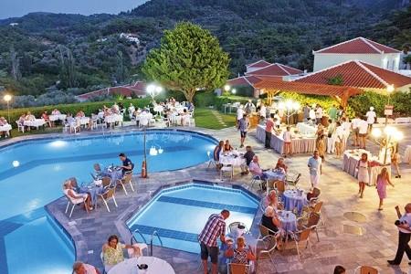 Hotel Arion, Alexandria Samos