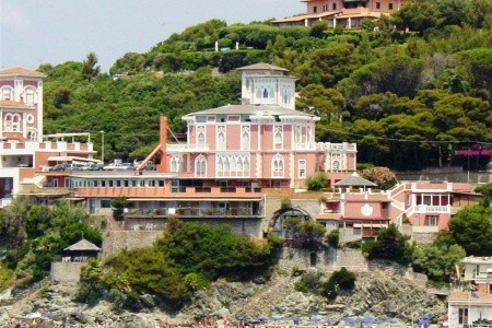 Hotel Baia Del Sorriso, Toskánsko