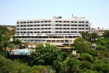 Hotel Bella Napa Bay, Agia Napa letecky odlet z Prahy Brna Ostravy Pardubic