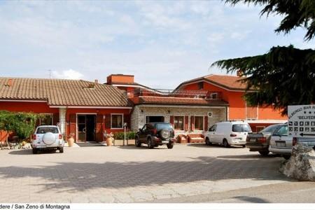 Hotel Belvedere V San Zeno Di Montagna, Lyžování Lago di Garda