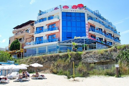 Hotel Bijou, Alexandria Ravda