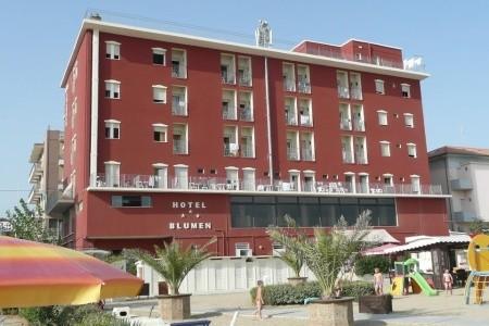 Hotel Blumen, Alexandria Rimini