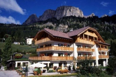 Hotel Borest, Lyžování Alta Badia