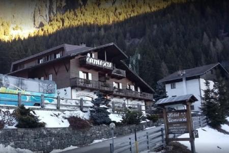Hotel Camoscio,