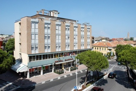 Hotel Caorle*** – Caorle Ponente, Veneto (Benátská riviéra)