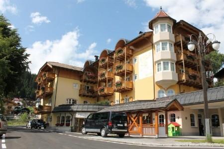 Hotel Chalet All´imperatore S Bazénem Pig- Madonna Si Campiglio, Lyžování Madonna di Campiglio / Pinzolo