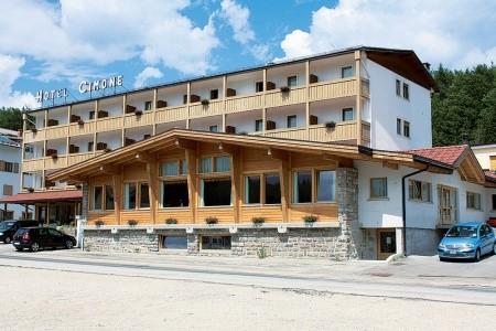 Hotel Cimone*** – Lavarone, Lyžování Folgaria / Lavarone