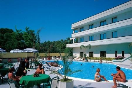 Hotel Clorinda, Alexandria Kampánie