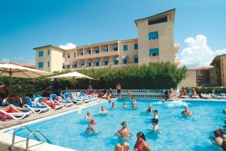 Hotel Club Stella Marina S Bazénem Tt– Cecina Mare, Toskánsko