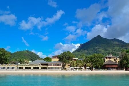 Hotel CORAL STRAND, Seychely