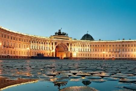Hotel Corinthia, Rusko-Petrohrad,