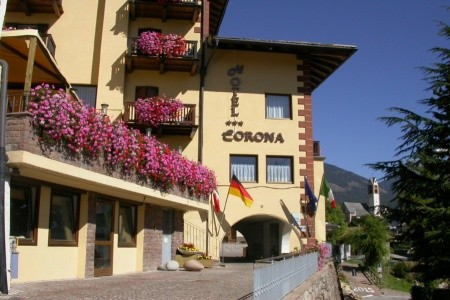 Hotel Corona Pig- Carano, Lyžování Dolomity Superski
