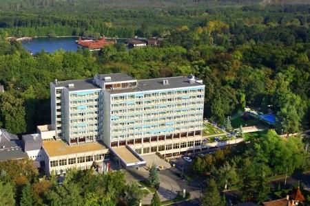 Hotel Danubius Health Spa Resort Hévíz, Maďarsko