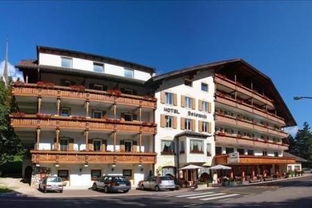 Hotel Dolomiti ***, Lyžování Val di Fassa e Carezza