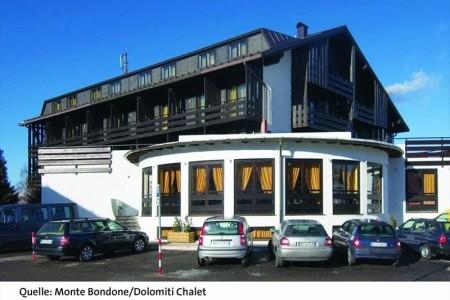 Hotel Dolomiti Chalet V Monte Bondone – U Lanovky, Lyžování Itálie