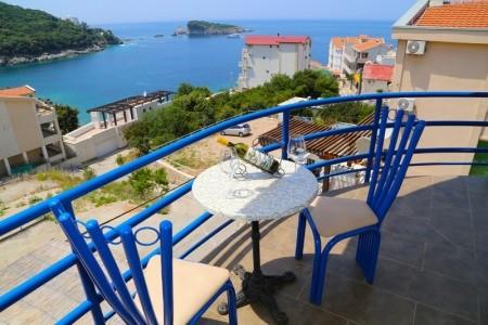 Hotel El Mar Club, Černá Hora