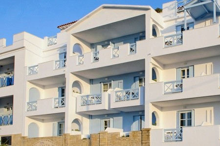 Hotel Erato, Samos