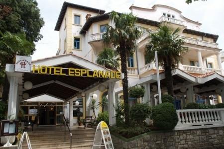 Hotel Esplanade, Crikvenica, Crikvenica