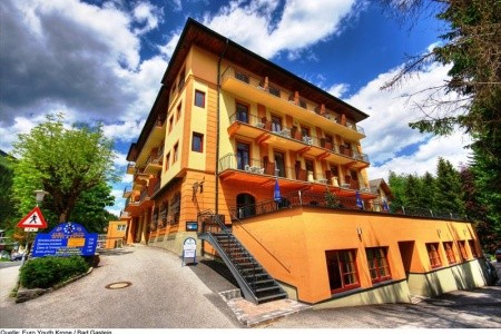 Hotel Euro Youth Krone V Bad Gastein, Lyžování Bad Gastein