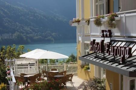 Hotel Europa Pig- Molveno, Lyžování Paganella