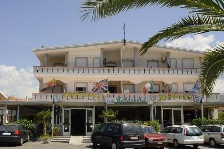Hotel Gandhi, Alexandria Kalábrie