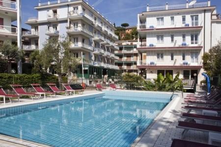 Hotel Garden*** – Alassio, Ligurská riviéra