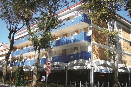 Hotel Germania, Bibione v květnu