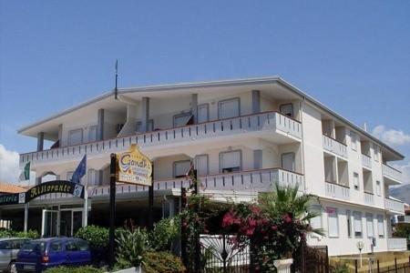 Hotel Ghandi, Alexandria Kalábrie