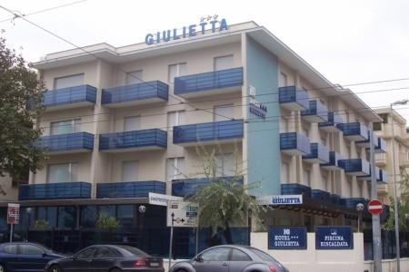 Hotel Giulietta*** – Riccione, Alexandria Emilia Romagna
