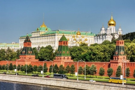 Hotel Golden Ring, Rusko-Moskva, Rusko
