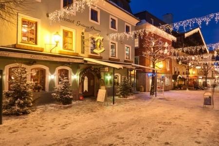 Hotel Grüner Baum, Lyžování Kaprun / Zell am See