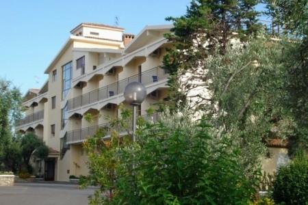 Hotel Guardacosta*** – Cirella, Alexandria Kalábrie