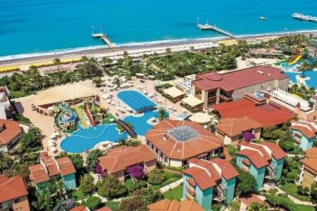 Hotel Gypsophila Holiday Village, Alanya v lednu
