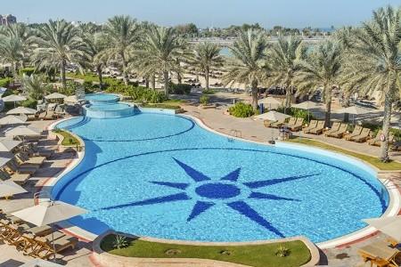 Hotel Hilton Abu Dhabi, Abu Dhabi v únoru