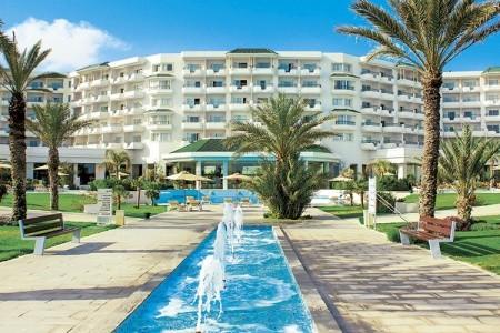 Hotel Iberostar Royal El Mansour, Alexandria Tunisko