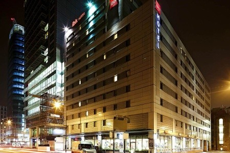 Hotel Ibis London City Shoreditch, Eurovíkend Londýn