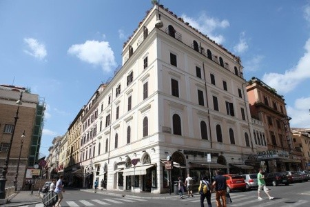 Hotel Impero, Alexandria Řím