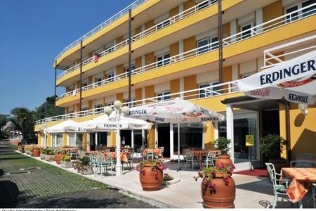 Hotel Internazionale V Torri Del Benaco – Lago Di Garda, Veneto (Benátská riviéra)
