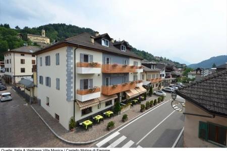 Hotel Italia – Villa Monica V Castello Molina Di Fiemme, Val di Fiemme/Obereggen