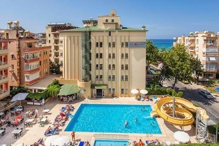 Hotel Kleopatra Beach,