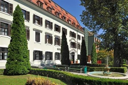 Hotel Kristal, Alexandria Slovinsko