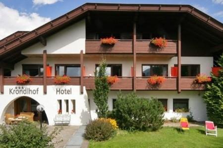 Hotel Krondlhof S Bazénem Pig- Riscone,
