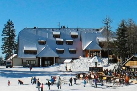 Hotel Krvavec, Lyžování Julské Alpy