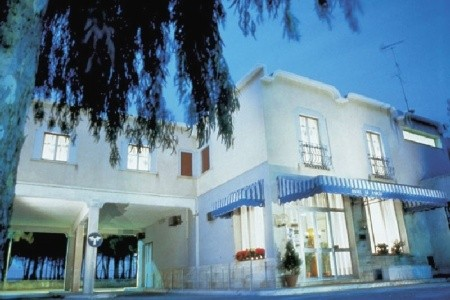 Hotel La Pineta*** – Tropea, Alexandria Kalábrie