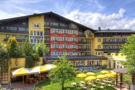 Hotel Latini, Lyžování Kaprun / Zell am See