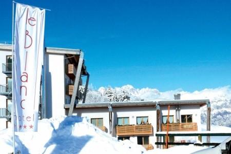 Hotel Le Blanc, Monte Bondone