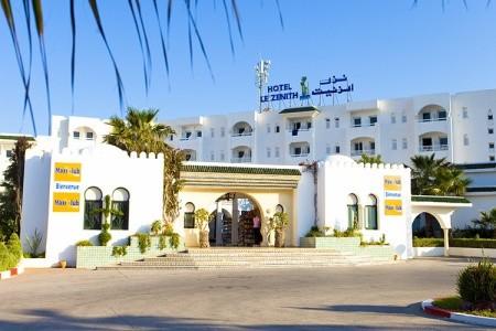 Hotel Le Zenith, Alexandria Tunisko