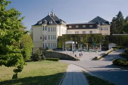 Hotel Léčebný Dům Moravan, Teplice Nad Bečvou, Střední Morava